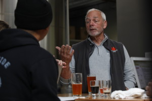 Bill Warnke, President of Bitter Brothers Brewing Company, San Diego Brewery