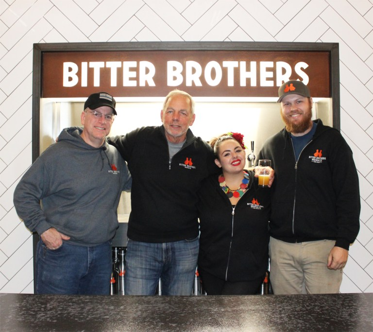 Bitter Brothers, #meetthefamily