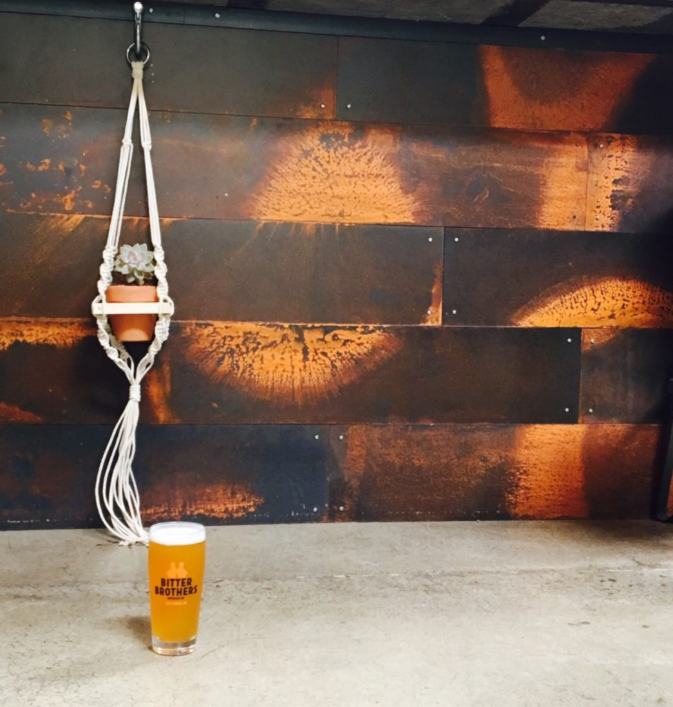 Women's Craft beer Collective, macrame