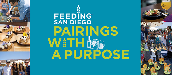 Pairings for a Purpose, Charity Event, Feeding San Diego